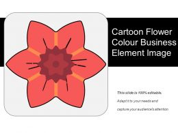 cartoon_flower_colour_business_element_image_Slide01