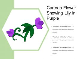 cartoon_flower_showing_lily_in_purple_Slide01