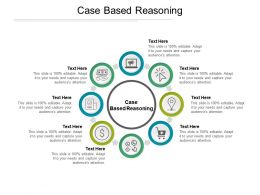 Case Based Reasoning Ppt Powerpoint Presentation Show Format Cpb