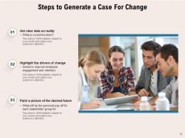 Case For Change Investigate Solutions Documents Arrows Strategies