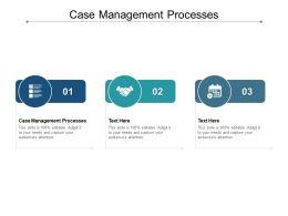 Case Management Processes Ppt Powerpoint Presentation Inspiration Cpb