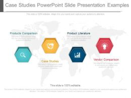 Case Studies Powerpoint Slide Presentation Examples