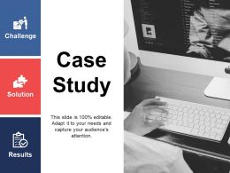 Case Study Challenge Solution Ppt Powerpoint Presentation Outline Inspiration