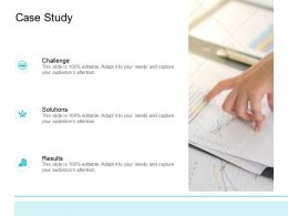 Case Study Challenge Solutions Ppt Powerpoint Presentation File Tips