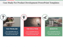 Case Study For Product Development Powerpoint Templates