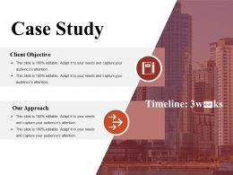Case Study Powerpoint Layout