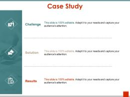 Case Study Powerpoint Show