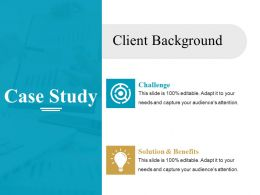 Case Study Powerpoint Slide Background Designs