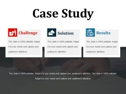 Case Study Powerpoint Slide Themes