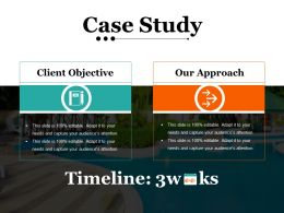 Case Study Ppt Icon