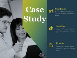 Case Study Ppt Styles Graphics Design