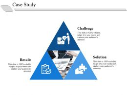 Case Study Ppt Summary Graphic Images