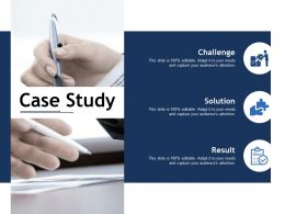 Case Study Ppt Summary Graphics Download