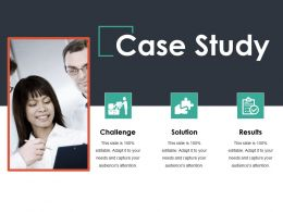 Case Study Ppt Summary Pictures