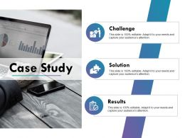 Case Study Ppt Summary Powerpoint Templates