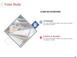 Case Study Solution And Research Ppt Professional Background Images