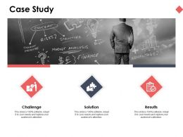 Case Study Solution Checklist Ppt Powerpoint Presentation Ideas Summary