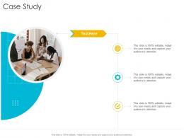 Case Study Startup Company Strategy Ppt Powerpoint Presentation Styles Deck