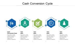 Cash Conversion Cycle Ppt Powerpoint Presentation Graphic Images Cpb