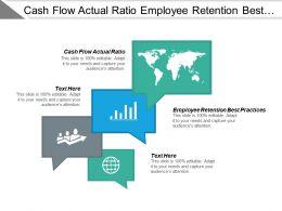 cash_flow_actual_ratio_employee_retention_best_practices_cpb_Slide01