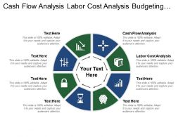 Cash Flow Analysis Labor Cost Analysis Budgeting Planning