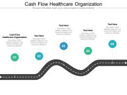 Cash Flow Healthcare Organization Ppt Powerpoint Presentation Professional Images Cpb