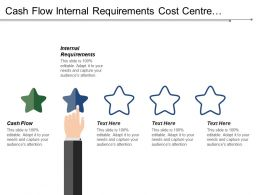 Cash Flow Internal Requirements Cost Centre Reports Process Technology