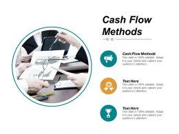 Cash Flow Methods Ppt Powerpoint Presentation Inspiration Gallery Cpb