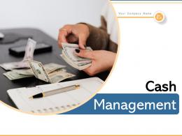 Cash Management Strategies Finance Planning Techniques Business Growth Technology