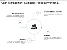 Cash Management Strategies Product Inventions Enterprise Resource Planning