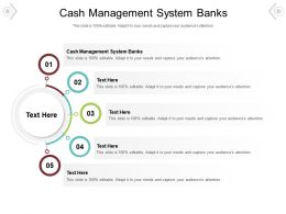 Cash Management System Banks Ppt Powerpoint Presentation Layouts Graphics Example Cpb