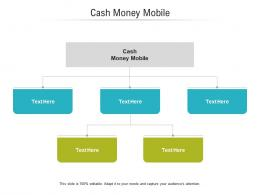 Cash Money Mobile Ppt Powerpoint Presentation Professional Gallery Cpb