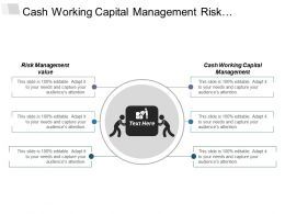 Cash Working Capital Management Risk Management Value Revenue Modeling Cpb
