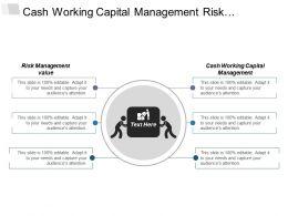 Cash Working Capital Management Risk Management Value Revenue Modeling Cpb