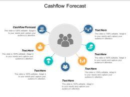 Cashflow Forecast Ppt Powerpoint Presentation Professional Design Inspiration Cpb