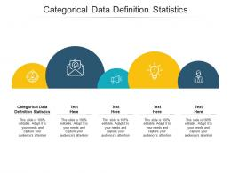 Categorical Data Definition Statistics Ppt Powerpoint Presentation Samples Cpb