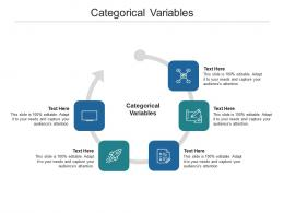 Categorical Variables Ppt Powerpoint Presentation Pictures Graphic Images Cpb