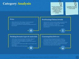 Category Analysis Consumption Ppt Powerpoint Presentation Ideas Inspiration