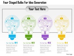 cc_four_staged_bulbs_for_idea_generation_powerpoint_template_Slide01