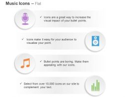 ce_mike_speaker_music_node_volume_control_ppt_icons_graphics_Slide01