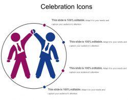 Celebration Icons