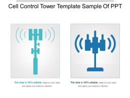 cell_control_tower_template_sample_of_ppt_Slide01