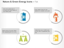 Cell Fuel Power Transmission Flammable Liquid Ppt Icons Graphics