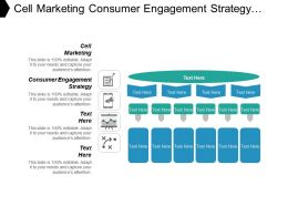 Cell Marketing Consumer Engagement Strategy Marketing Technology Cpb