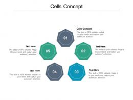 Cells Concept Ppt Powerpoint Presentation Professional Ideas Cpb
