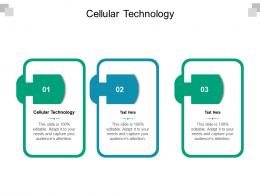 Cellular Technology Ppt Powerpoint Presentation Show Master Slide Cpb