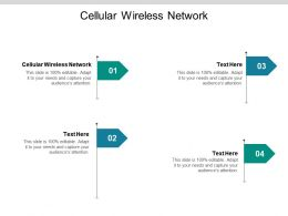 Cellular Wireless Network Ppt Powerpoint Presentation Infographic Template Outfit Cpb