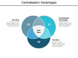 Centralisation Advantages Ppt Powerpoint Presentation Layouts Background Images Cpb