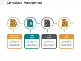 Centralized Management Ppt Powerpoint Presentation Infographic Template Graphics Tutorials Cpb
