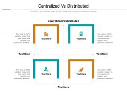 Centralized Vs Distributed Ppt Powerpoint Presentation Model Example Introduction Cpb